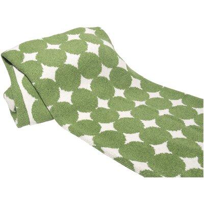 Kyros Throw Blanket Color: Avocado