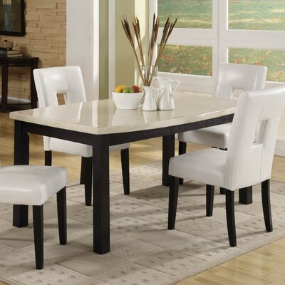 Mckinnie Dining Table Table Size: 60 L x 36 W x 30 H