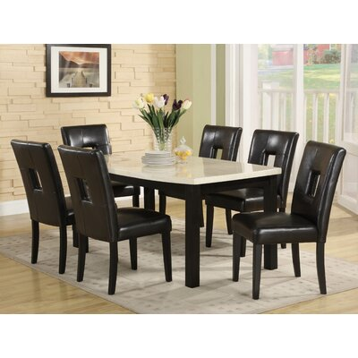 Mckinnie 7 Piece Dining Set