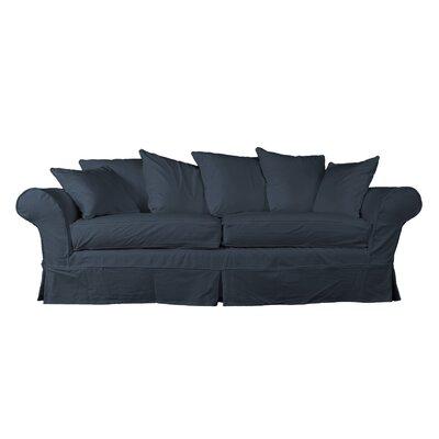 Vitagliano Sofa Upholstery: Navy