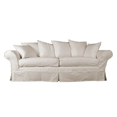 Vitagliano Sofa Upholstery: Ivory