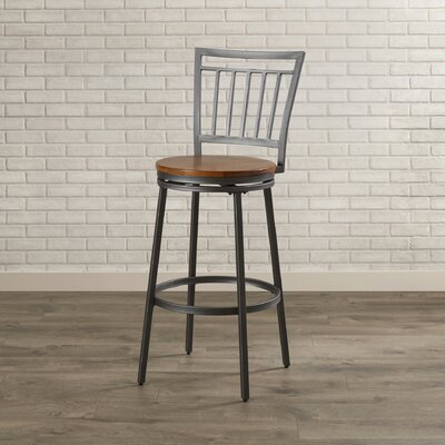 Aman 30 Swivel Bar Stool