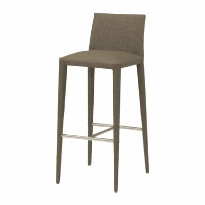 Chadwick 30 Bar Stool Finish: Cappuccino