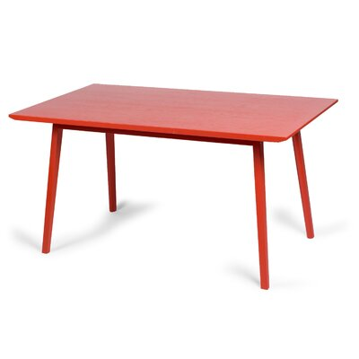 Fairlawn Dining Table Finish: Red