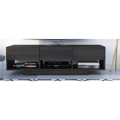 Eridanus 60 TV Stand Color: Ebony