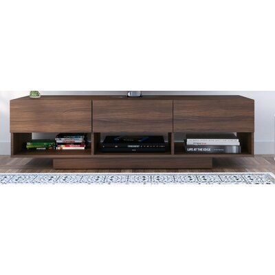 Eridanus TV Stand Finish: Walnut