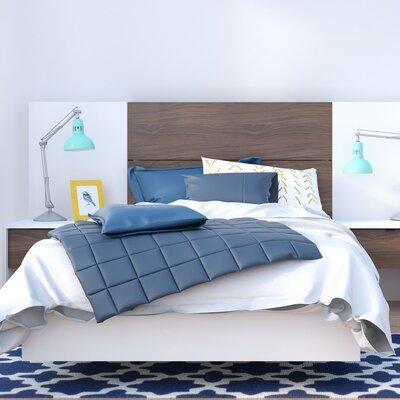 Etna Platform Bed Size: Full
