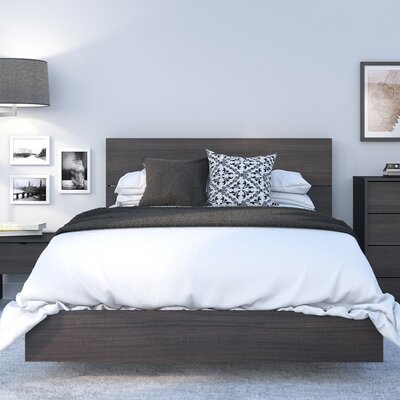 Euclid Full/Double Platform Bed