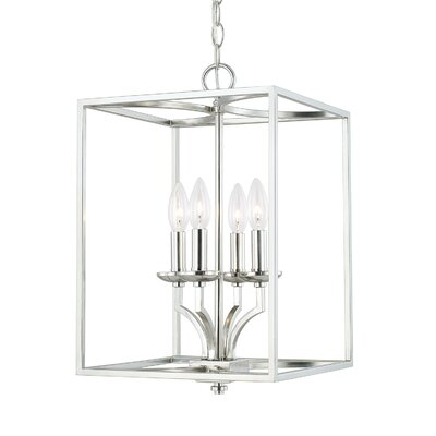 Mette 4-Light Foyer Pendant