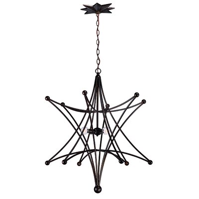Indi 4-Light Foyer Pendant