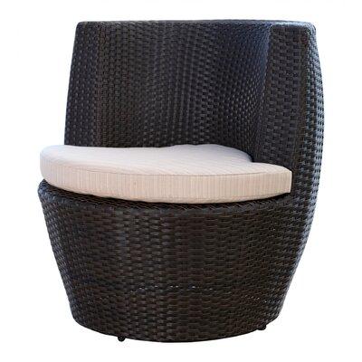 Brayden Studio Martinez Dining Side Chair with Cushion