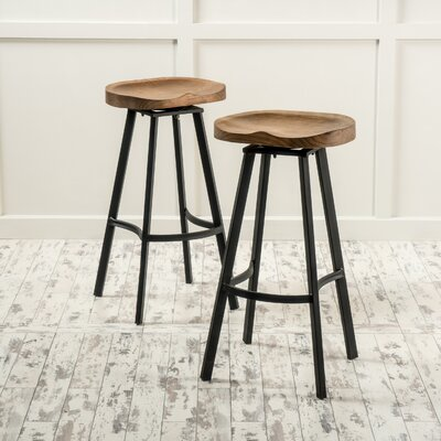 Bryson 31.5 Swivel Bar Stool