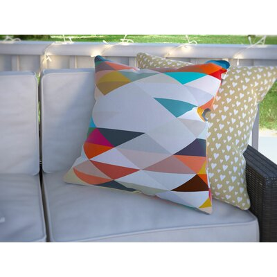 Bogar South Pillow Size: 16 H x 16 W x 4 D