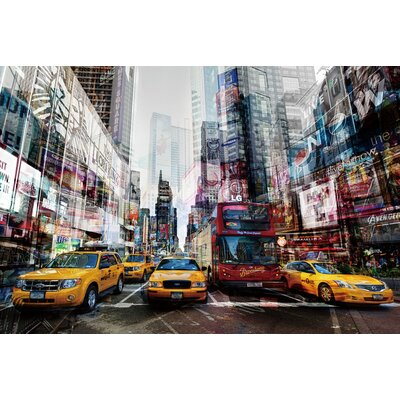 Tempered Glass Photographic Print
