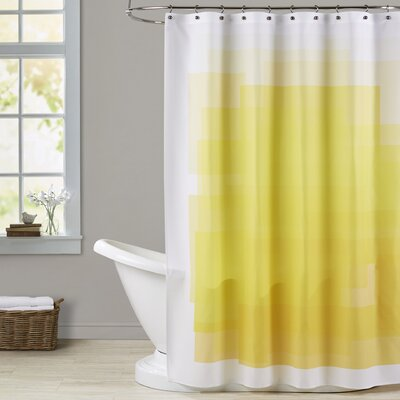 Ashlee Rae Ombre Shower Curtain