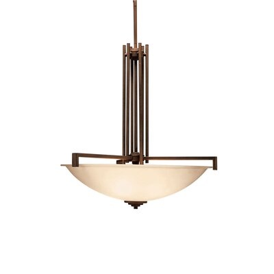 Esmont 4-Light Inverted Pendant Finish: Old Bronze