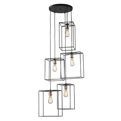 Faulkner 5-Light Cascade Pendant