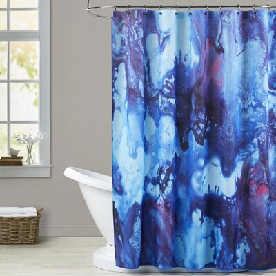 Deb McNaughton Ink Shower Curtain