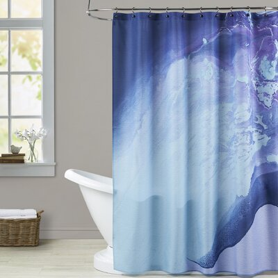 Deb McNaughton Cool Shower Curtain