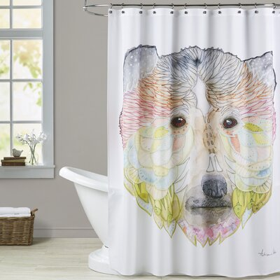 Tandy Shower Curtain