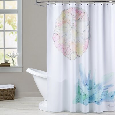 Peasley Shower Curtain