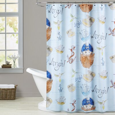 Dahle Pirateboy Shower Curtain