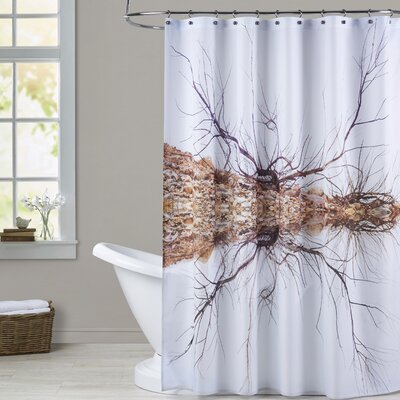 Mina Teslaru Drift Shower Curtain
