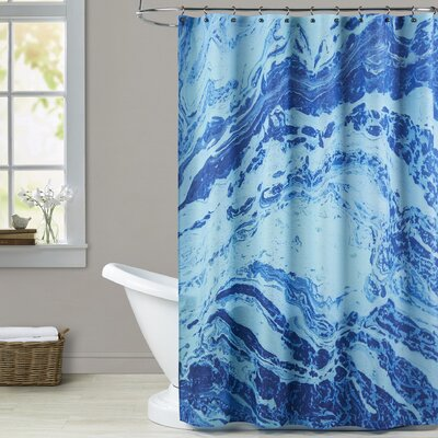 Deb McNaughton All Over Shower Curtain