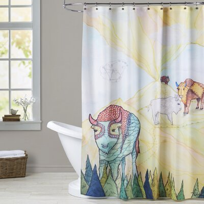 Jacobus Shower Curtain