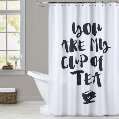 Giese You Are My Cup of Tea Shower Curtain