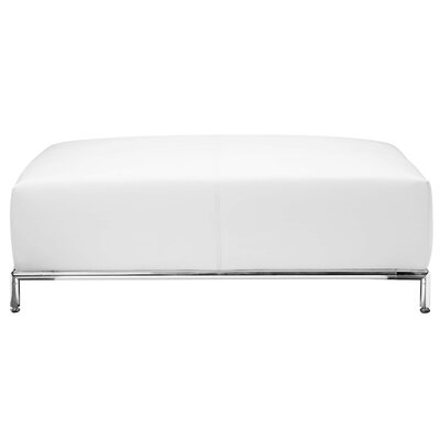 Lakehurst Ottoman Color: White