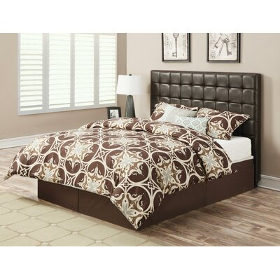 Iota Upholstered Platform Bed Size: Queen