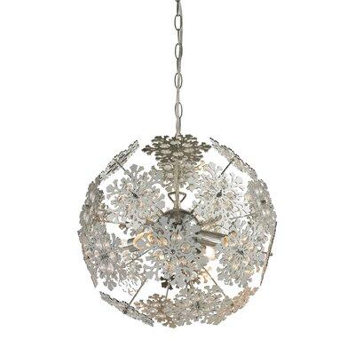 Irena 1-Light Globe Pendant