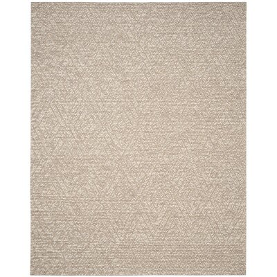 Rohan Hand-Tufted Beige Area Rug Rug Size: Rectangle 6 x 9