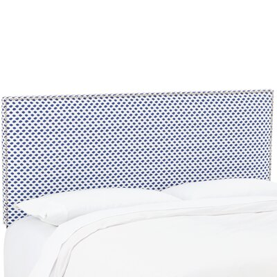 Frederick Upholstered Panel Headboard Size: Queen