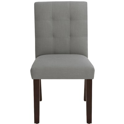 Fremont Side Chair Upholstery Color: Gray