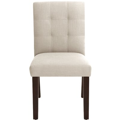 Fremont Parsons Chair Upholstery Color: Talc