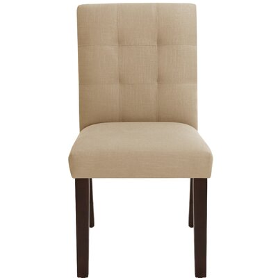 Fremont Parsons Chair Upholstery Color: Sandstone