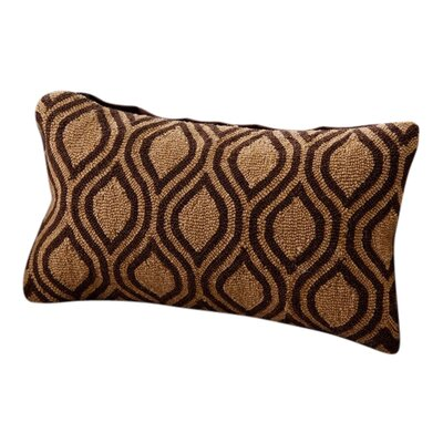 Gaia Moroccan Wool Throw Pillow