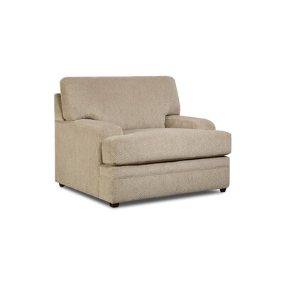 Simmons Upholstery Palmetto Armchair