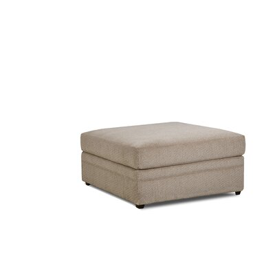 Simmons Upholstery Palmetto Ottoman