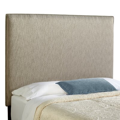Franklin Square Upholstered Panel Headboard