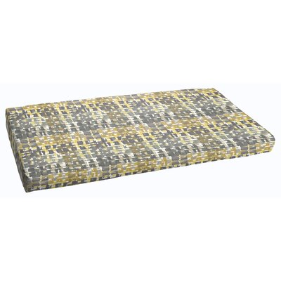 Hydra Outdoor Bench Cushion Size: 48 x 19