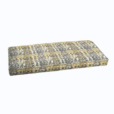 Hydra Outdoor Bench Cushion Size: 60 x 19