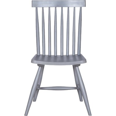 Polen Side Chair Finish: Grey