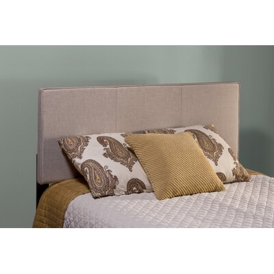 Jacinda Upholstered Panel Headboard Size: King