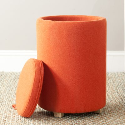 Logue Storage End Table