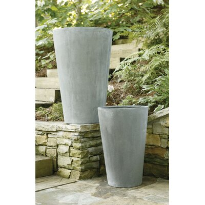 2 Piece Vase Planter Set