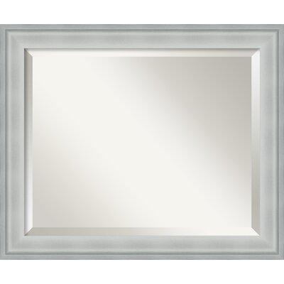 Rectangle Silver Wall Mirror