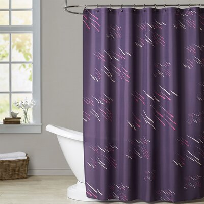 Evenson Shooting Stars Shower Curtain